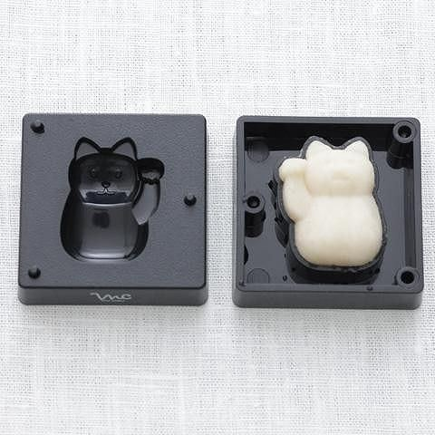 cute cat animal sweets mold from Japan