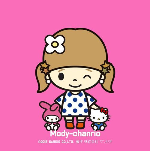 Our Chanrio and her cute Sanrio friends make a great team. What do you think?