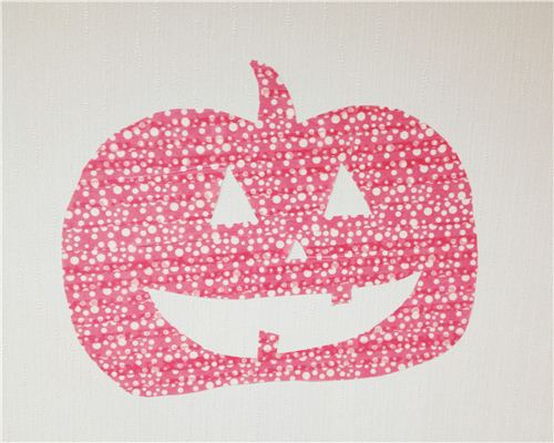 kawaii pumpkin Washi decoration