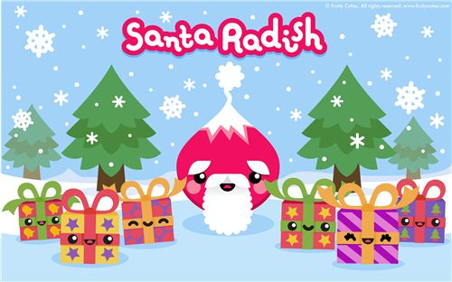 Cute free Christmas wallpapers 12