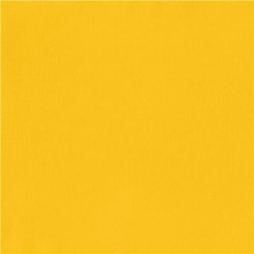 marigold Corn Yellow Kona fabric Robert Kaufman USA