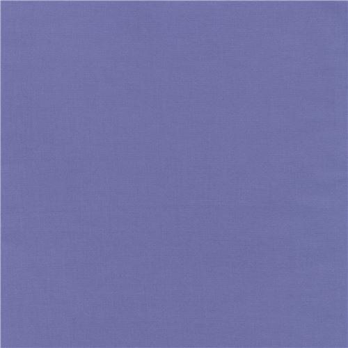 Amethyst solid purple Kona fabric Robert Kaufman USA
