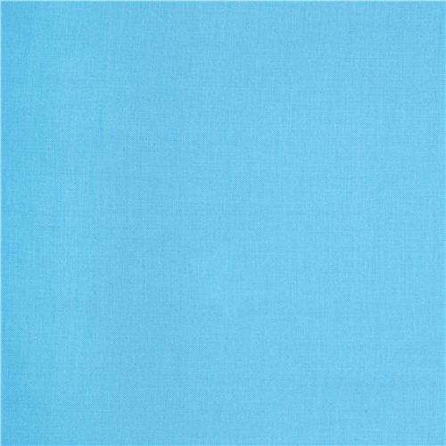 solid blue fabric Robert Kaufman USA Alegria