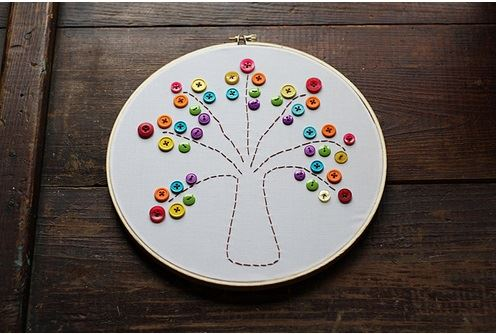 What a pretty tree by Amanda Formaro!