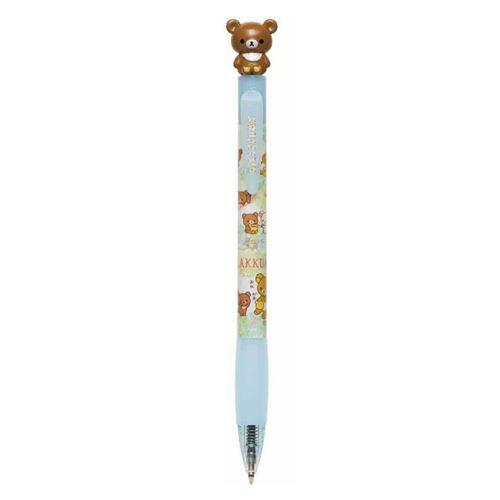 blue Kogumachan bear glitter ballpoint pen by San-X