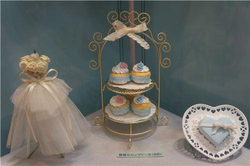 Wedding themed clay decoration