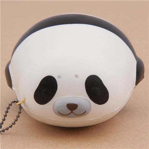 cute panda mochi seal animal scented squishy by Puni Maru