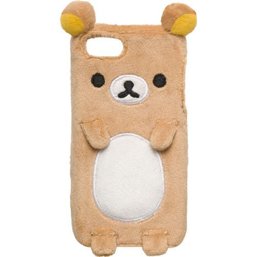 Rilakkuma brown bear  iPhone 5 plush hard cover case