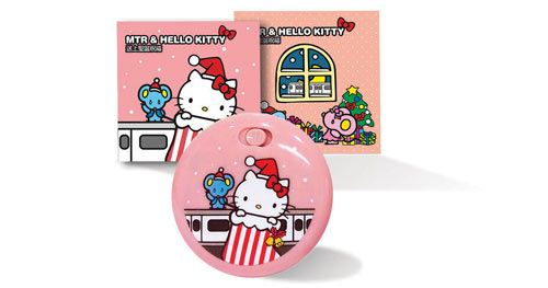 MTR x Hello Kitty A Heart Warming Christmas