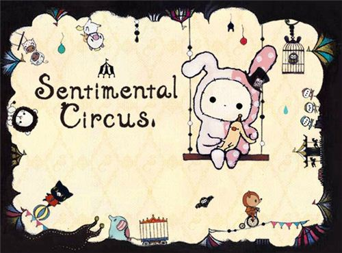 Meet the cute Sentimental Circus characters