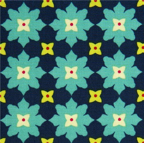 Michael Miller fabric tiny flower by Patty Young