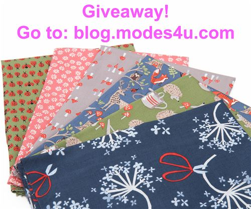 Win a Monaluna Fabric Bundle!