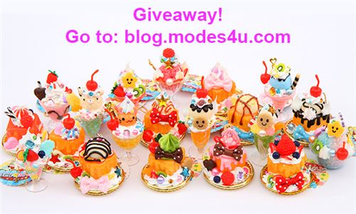 Enter to win your favorite product from modes4u.com!