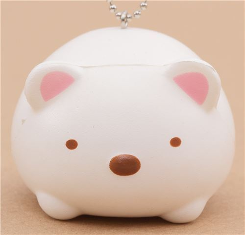 cute Sumikkogurashi shy bear squishy