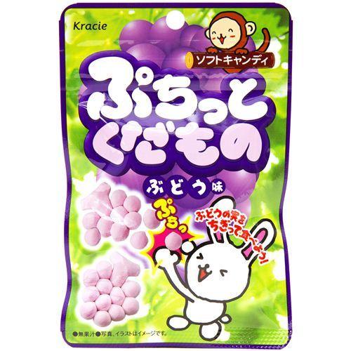 Puchitto Kudamono grape candy Popin' Cookin'