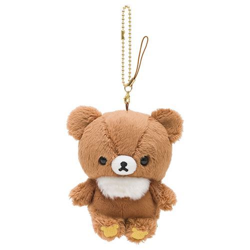 cute small Kogumachan brown bear chain by San-X