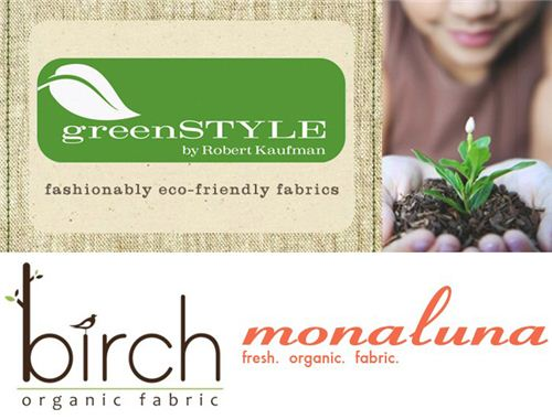 Robert Kaufman, Birch and monaluna are some labels that we offer in our shop
