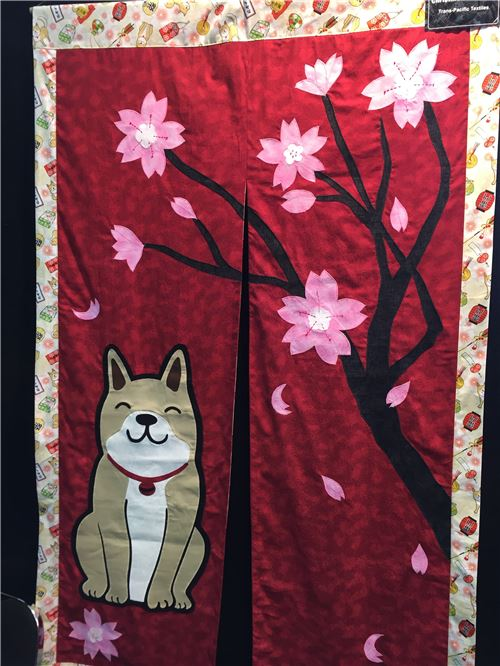 Another kawaii piece from Trans-Pacific Textiles
