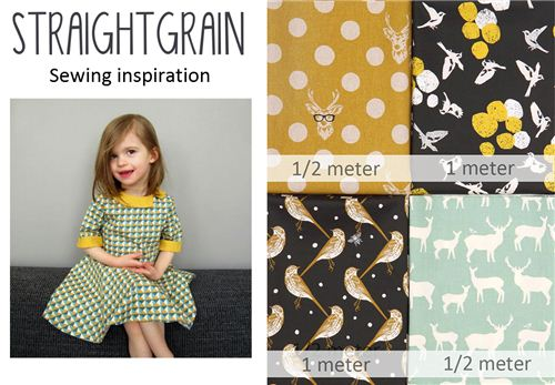 Win Japanese fabrics and organic fabrics in our giveaway with StraightGrain