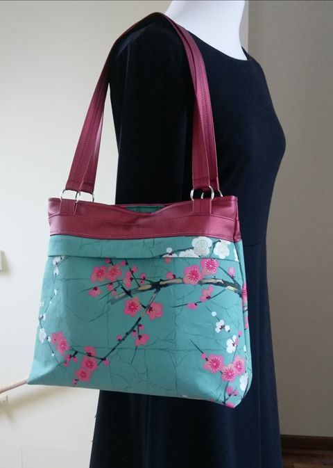 You HAVE to check out this bag made by our customer!!