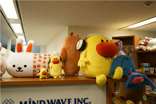 More funny stuffed toys