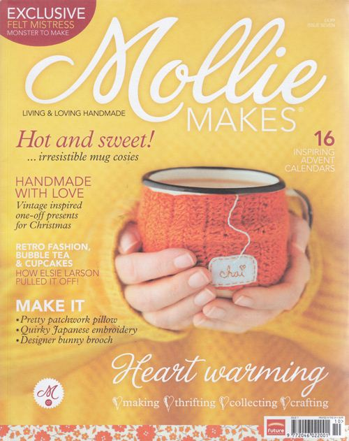 the cover of Mollie Makes