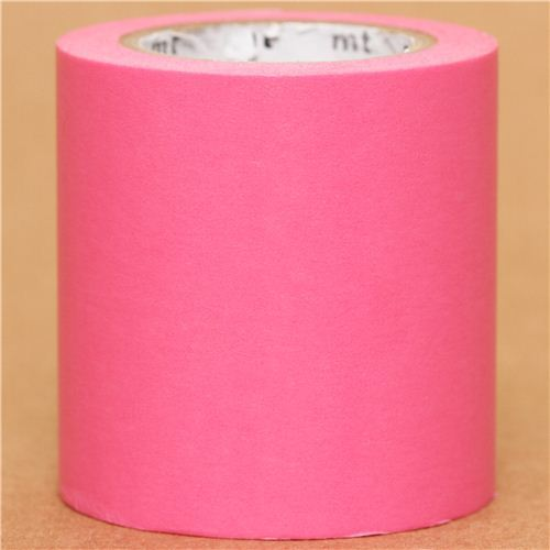 wide pink mt Casa Washi Masking Tape 5cm deco tape